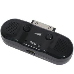 iPod用コンパクトスピーカー ブラック IPA-SCR-BK ITPROTECH(代引き不可) P12Sep14