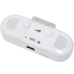 iPod用コンパクトスピーカー ホワイト IPA-SCR-W ITPROTECH(代引き不可) P12Sep14