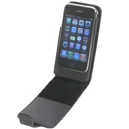iPhone用大容量バッテリー内蔵レザージャケット IPA-CC-BK ITPROTECH IPHONE周辺機器(代引き不可) P12Sep14