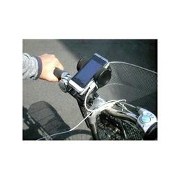 自転車用携帯端末ホルダー「BICYCLE PHONE HOLDER」 IPT-SHH-BK ITPROTECH その他携帯電話周辺機器(代引き不可) P12Sep14