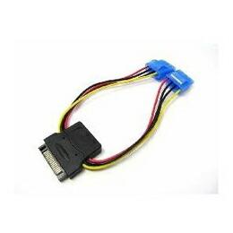MCO(ミヨシ)SATA用電源変換ケーブル 15cm JDH-SD2/15 その他パソコン用品(代引き不可) P12Sep14