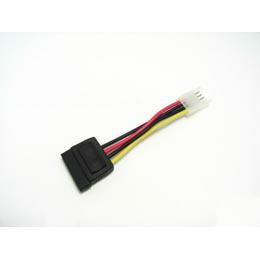 MCO((株)ミヨシ) 電源変換ケーブル 小4ピン-SATA15ピン 6cmJDH-AS/6 その他パソコン用品(代引き不可) P12Sep14