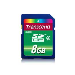 トランセンド SDカード 8GB class4 SDHCカード TS8GSDHC4 トランセンドジャパン SDメモリーカード・MMC(代引き不可) P12Sep14