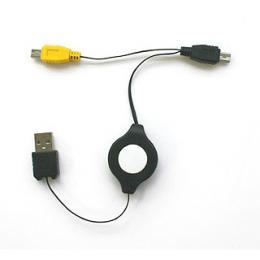 JTT Mio C323対応 USB充電ケーブル KCUSBC323 日本トラストテクノロジー USB関連(代引き不可) P12Sep14