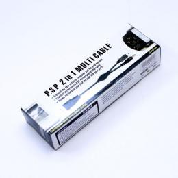 サンコー PSPマルチケーブル AKIBA111 PSP周辺機器(代引き不可) P12Sep14
