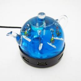 サンコー ティーポッド型USBハブ AKIBA137(代引き不可) P12Sep14