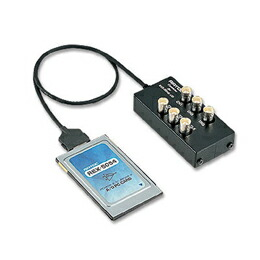 ラトックシステム A/D PC Card REX-5054B インターフェイスカード(代引き不可) P12Sep14
