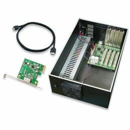 ラトックシステム PCI Express to PCI 拡張BOX(4スロット) REX-PEPB4 インターフェイスカード(代引き不可) P12Sep14