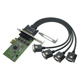 ラトックシステム 4ポート RS-232C・デジタルI/O PCI Expressボード REX-PE64D インターフェイスカード(代引き不可) P12Sep14