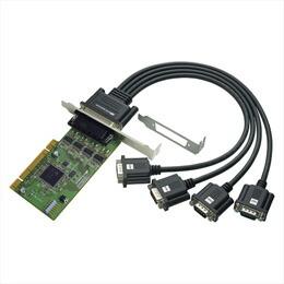 ラトックシステム 4ポート RS-232C・デジタルI/O PCIボード REX-PCI64D インターフェイスカード(代引き不可) P12Sep14