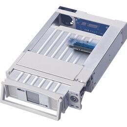 ラトックシステム メモリ液晶付きSATAリムーバブルケース(ライトグレー) SAM-RC1-LG(代引き不可) P12Sep14