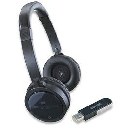ラトックシステム USBワイヤレスデジタルヘッドホン REX-WHP2 ヘッドホン・イヤホン(代引き不可) P12Sep14