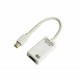ミヨシ(MCO)ミニディスプレイポ-ト-HDMI変換アダプタ 白 DPA-HD01(代引き不可) P12Sep14
