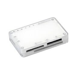 GREENHOUSE USB3.0対応カードリーダ/ライタ ホワイト GH-CRXC49U3W(代引き不可) P12Sep14