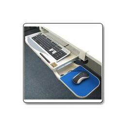 サンコー クランプ式キーボードトレイ KEYBTRAY 25272(代引き不可) P12Sep14