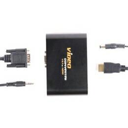 サンコー VGA-HDMI変換アダプター VGAHDMIA1(代引き不可) P12Sep14