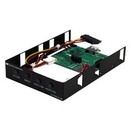 ラトックシステム 3.5インチベイ用SATA接続RAIDユニット REX-35RU2-S(代引き不可) P12Sep14