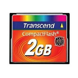 トランセンド コンパクトフラッシュ133倍速 2GB TS2GCF133(代引き不可) P12Sep14