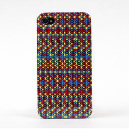 icover iPhone4S/iPhone4用ケース DESIGN GLOSSY パターン2 AS-IP4DEG-PT02(代引き不可) P12Sep14