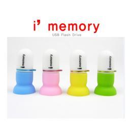 i'Memory Missile style ミサイル USBメモリ 16GB ブルー AS-TM16GB-BL(代引き不可) P12Sep14