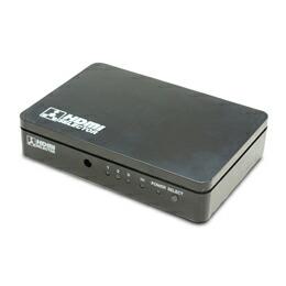 ミヨシ(MCO) HDMIセレクター 3in1out リモコン付きパッシブセレクター HDS-3P(代引き不可) P12Sep14