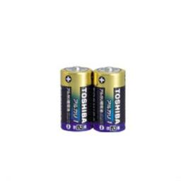 TOSHIBA(東芝)単2形アルカリ電池 アルカリ1 2本パック LR14AG 2KP(代引き不可) P12Sep14