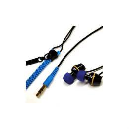 ランドポート Zipper イヤホン ブルー ZIP-92BL(代引き不可) P12Sep14
