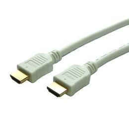 3Aカンパニー HIGH SPEED HDMIケーブル 1m ver1.4 ホワイト 3A-HD1410W(代引き不可) P12Sep14