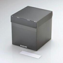 不織布CD/DVDケース専用ボックスCCD-027BK エレコム(代引き不可) P12Sep14