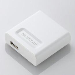iPod/iPhone用AC充電器AVA-ACUWH エレコム(代引き不可) P12Sep14