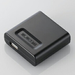 iPod/iPhone用AC充電器AVA-ACUBK エレコム(代引き不可) P12Sep14