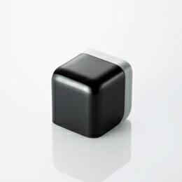 iPod/iPhone用 キューブ型AC充電器AVA-ACU01BK エレコム(代引き不可) P12Sep14