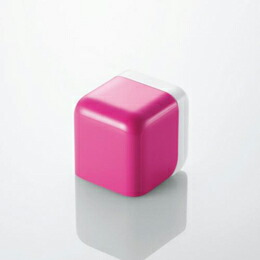 iPod/iPhone用 キューブ型AC充電器AVA-ACU01PN エレコム(代引き不可) P12Sep14