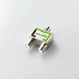 アンテナ2分配器DH-ATSP エレコム(代引き不可) P12Sep14