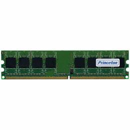 princeton 512MB PC2-4200 DDR2 240pin SDRAM PDD2/533-512(代引き不可) P12Sep14