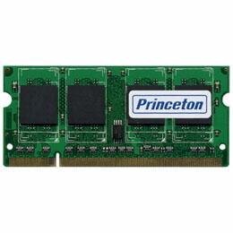 princeton DOS/V NOTE用 DDR2 PC2-5300 200PIN 256MB PDN2/667-256(代引き不可) P12Sep14