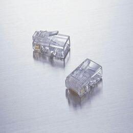 RJ45コネクタLD-RJ45TY10 エレコム(代引き不可) P12Sep14