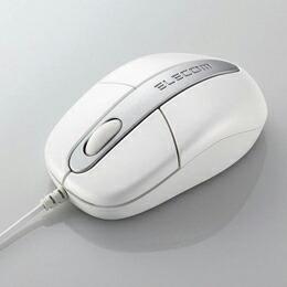 USB&PS/2ホイール付イメージセンサマウスM-M2UP2RWH エレコム(代引き不可) P12Sep14