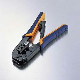 ラチェットタイプRJ45コネクタかしめ工具LD-KKTR エレコム(代引き不可) P12Sep14