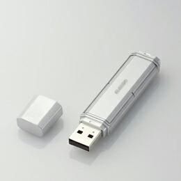 パスワード自動認証機能付USBメモリMF-NU2A08GSV エレコム(代引き不可) P12Sep14