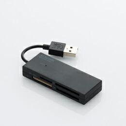 46+1メディア対応マルチメモリリーダライタMR-K006BK エレコム(代引き不可) P12Sep14