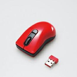 3ボタンマイクロレシーバレーザーマウスM-BG3DLRD エレコム(代引き不可) P12Sep14