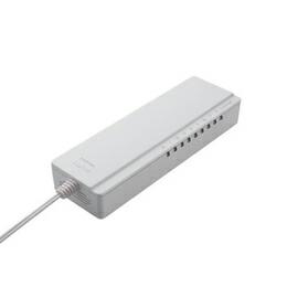 イーサネットHUB/8ポート/電源内蔵/TAP型LAN-SW08P/TAPA ロジテック(代引き不可) P12Sep14