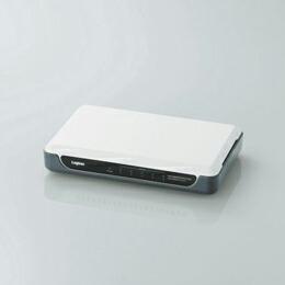 1000BASE-TX対応スイッチングハブLAN-GSW05/PH ロジテック(代引き不可) P12Sep14