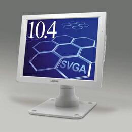 フィルタ付き10.4型アナログ液晶モニタLCM-T102AS ロジテック(代引き不可) P12Sep14