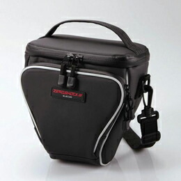 デジタルカメラケースZSB-SDG006BK エレコム(代引き不可) P12Sep14