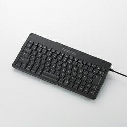 コンパクトフルキーボードTK-FCM005BK エレコム(代引き不可) P12Sep14