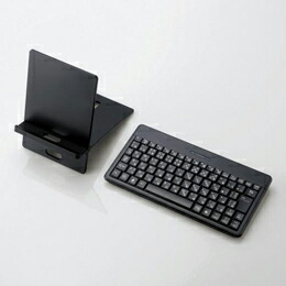 Bluetooth(R) ワイヤレスフルキーボードTK-FBM023BK エレコム(代引き不可) P12Sep14