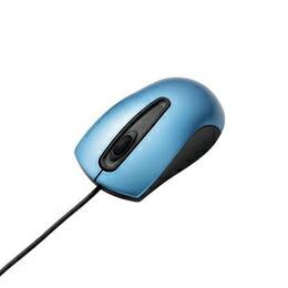 エレコム Blue LEDマウス M-BL12UBBU(代引き不可) P12Sep14