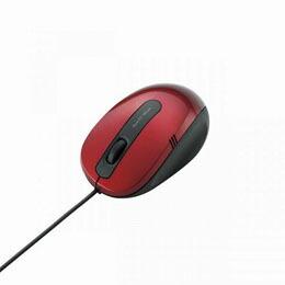 エレコム 3ボタンBlueLEDマウス M-BL16UBRD(代引き不可) P12Sep14